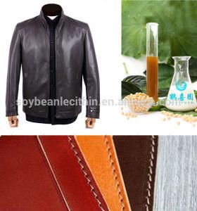 Nature lecithin Fatliquor-from China origin SOYA LECITHIN factory