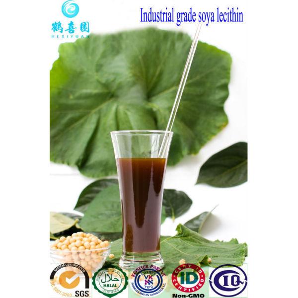 E322 líquido lecitina de soja fabricación