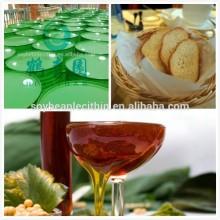 Líquido lecitina de soja para el pan como agente leudante