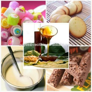 GMO liquid and powder soya lecithin for baking and condensed milk