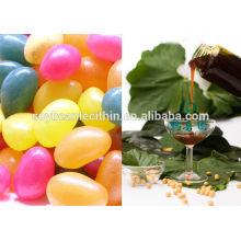 Caliente la venta de aceite de soja extracto de lecitina de