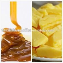 Caliente venta líquido lecitina de soja para acortando suplemento alimenticio
