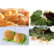 Nutrientes suplemento alimenticio no gmo lecitina de soja