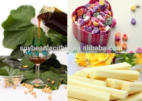 Natural liquid soya lecithin