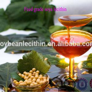 Transparent color food grade non gmo soya lecithin