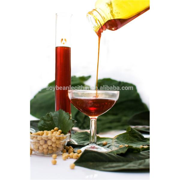 Fuente de la fábrica GMO envío de lecitina de soja