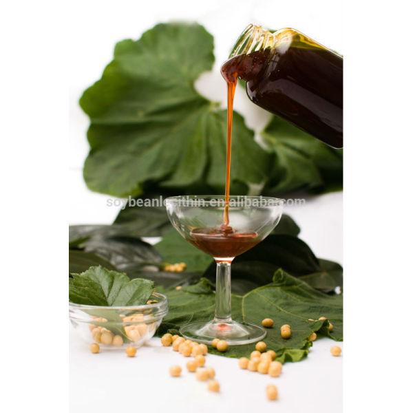 Caliente venta de la categoría alimenticia de lecitina de soja lecitina de