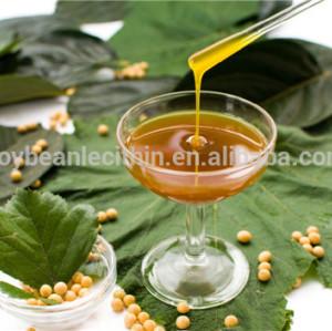 soya lecithin viscosity liquid