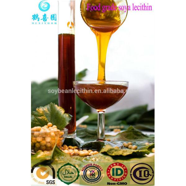 Lecithine para de la categoría alimenticia en bisucit fabricación
