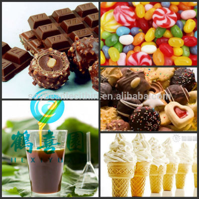 Improved soya lecithin for sweets/biscuit/Ice Cream Cone