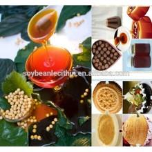 Aditivos alimentarios lecitina de emulsionante