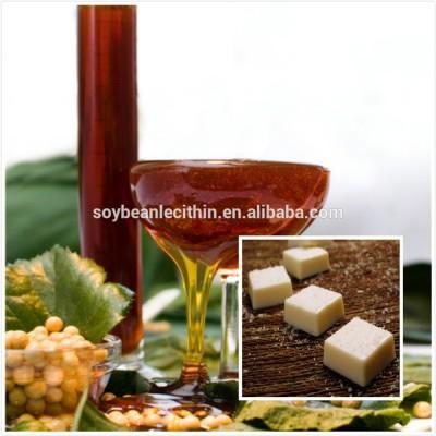De la categoría alimenticia emulsionante lecitina para chocolate