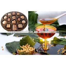 Chocolate lecitina de