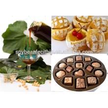 Lecitina de como pastel emulsionante