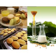 Alta calidad de la torta de esponja emulsionante lecitina de manufatcure