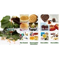 Additifs alimentaires lécithine de soja avantages