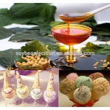 De la categoría alimenticia de soja orgánico lecitina