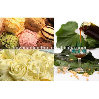 Alimentos lecitina de