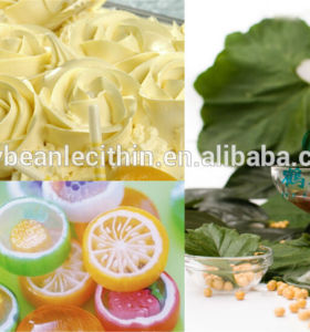 Nature extract soya lecithin for food additives