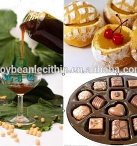 Soya lecitin food stabilizer
