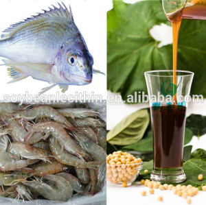 soy lecithin used as feedstuff