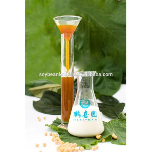 Oferta Fatory comestible modificado lecitina de grado de la alimentación