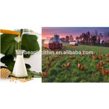 Soja lecithan como antioxidante