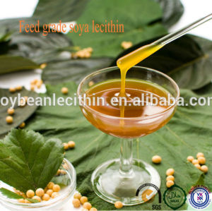 Emulsifier Soya lecithin liquid (feed grade)