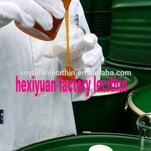 Soybean lecithin as feed additive