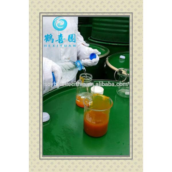 Fuente de la fábrica de alta calidad de lecitina de soja