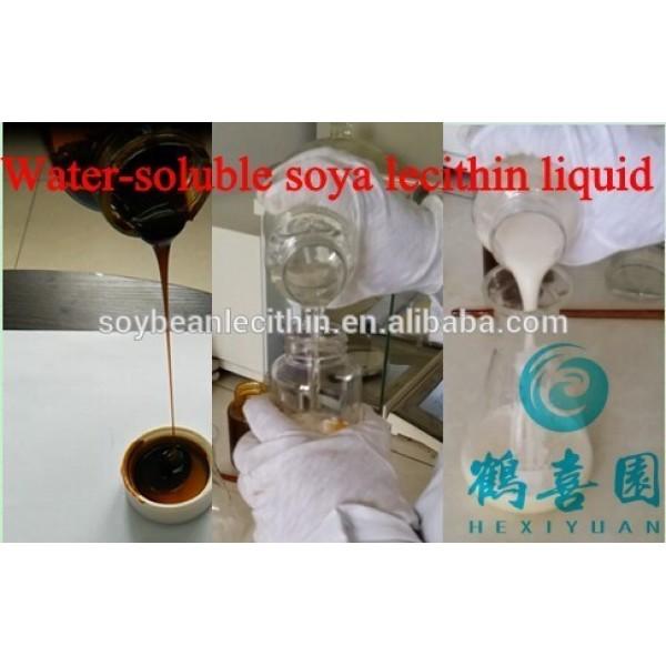 Modificado / soluble en agua / hydroxylated lecitina de soja líquido