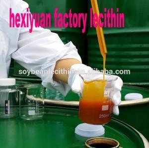 Soya bean lecithin as feed additive