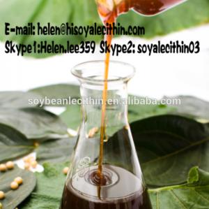 soya lecithin affective solvent