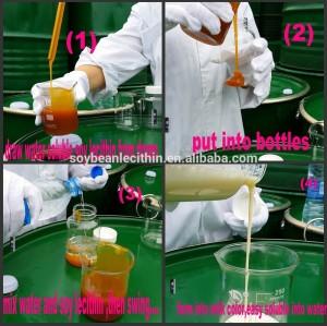 Soya hydrogenated lecithin