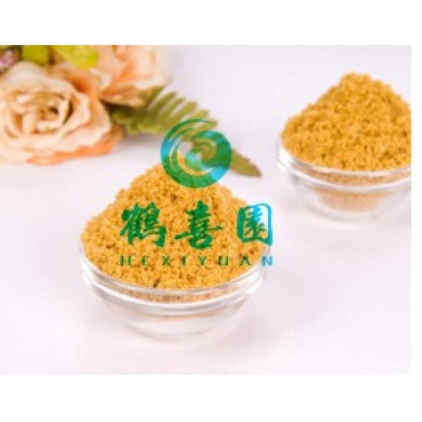 Natural de soja de alto grado en polvo