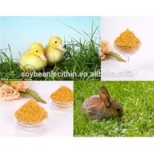 Alta calidad pura orgánica polvo de soja