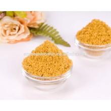 De soja en polvo alimento para camarones aditivos