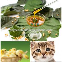 Animal de pollos de engorde aditivos para piensos para lecitina de soja