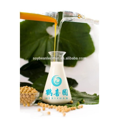 2H Explosive chemical grade liquid Soy lecithin factory