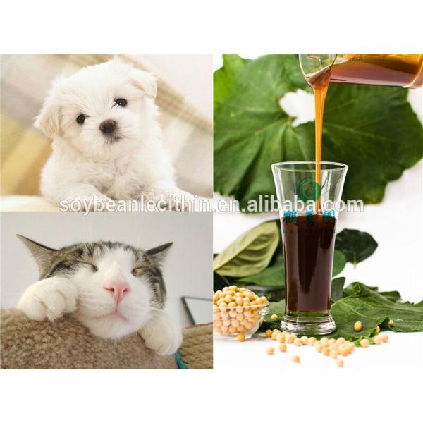 Natural lecitina para alimentación suplementos