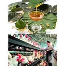 Soja lecithine hidrogenado para alimento para pollos aditivos