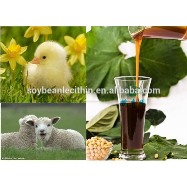 Alta calidad lecitina de como de pollos de engorde aditivo para la alimentación