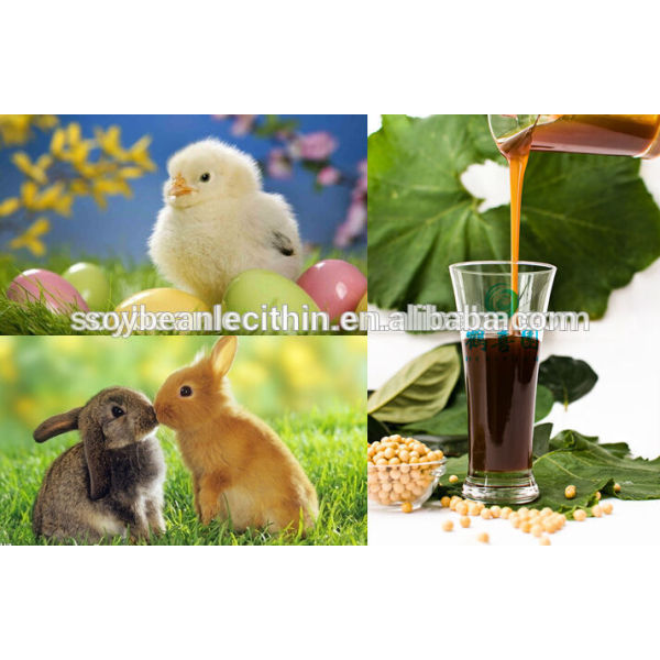 Alimentos halal productos lecitina de