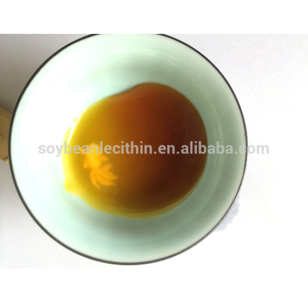 Alimentación de aves de corral grado lecitina de