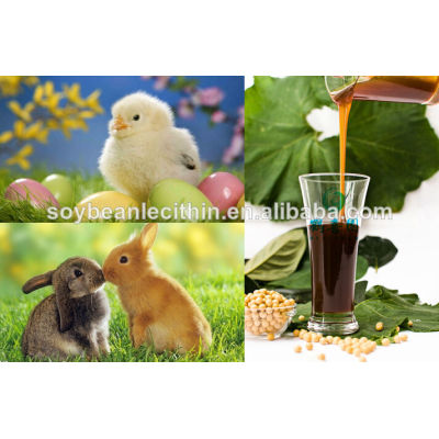Factory offer Poultry Feed additives for Chicken Feed soya lecithin