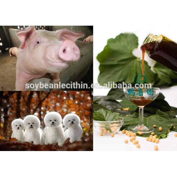 2014 caliente venta de la alta calidad de soja lecitina a granel fuente de alimentación