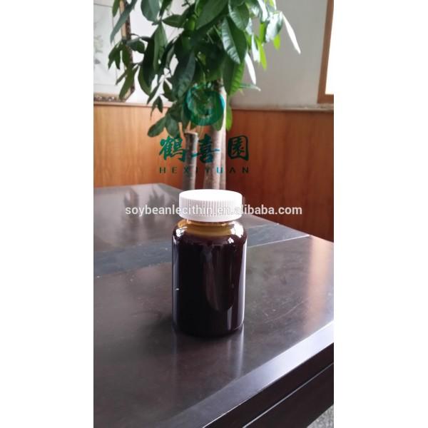Emulsionante líquido lecitina de como aditivo para la alimentación