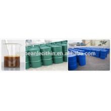 Alta calidad líquido no gmo lecitina de