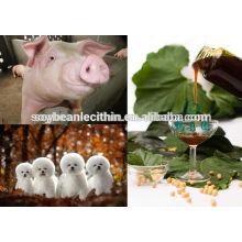 De alimentación del cerdo de aditivos de soja letchin