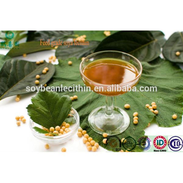 Suplementos naturales lecitina de